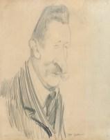 Oton Iveković, oko 1900. - foto: Goran Vranić