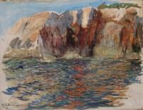 Pogled s Bellaviste, 1902. - foto: Goran Vranić