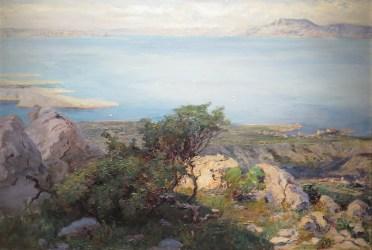 Pogled s Plasa, 1909.