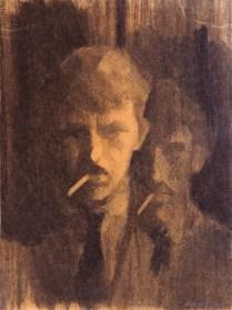 Autoportret, 1961.