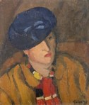 Žena sa šeširom, 1938.