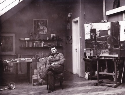 U atelijeru, 1960.