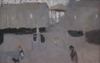 Svjetlo na trgu (Zrinjevac), 1987.