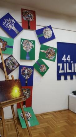Izložba radova nastalih na 44. ZILIK-u