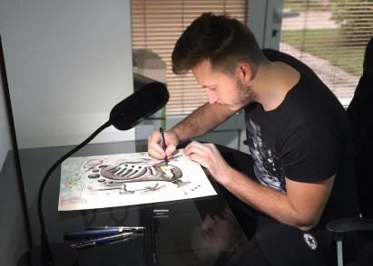 Martin Frljić - kreativni proces