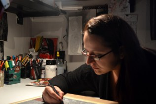 Marija Lovrić - kreativni proces