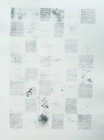Marina Ivančić - Mirovanje, litografija 2013/2014
