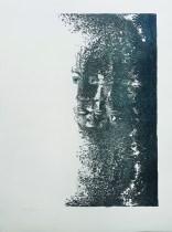 Marijana Jurjević - Svjetlost, litografija 2014/2015