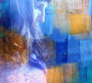 Nevenka Miklenić - Nestajem, 2017., fotografija, 40 x 80 cm