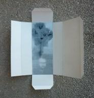 Zoran Kakša - Cruel and Tender, 2017., drvorez/linorez/print, 16x15cm