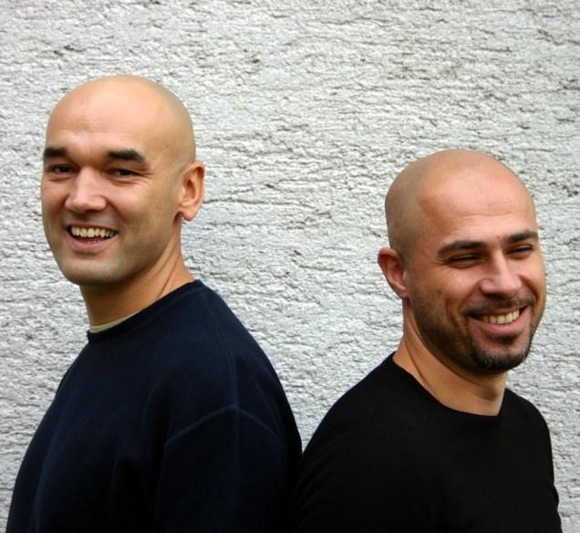 Tomislav Ćurković i Zoran Zidarić, foto: Tomislav Burgund