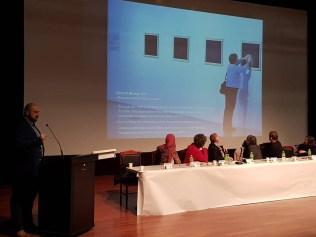 Međunarodni akademski simpozij Antiwar - Sveučilište Induk, Seoul