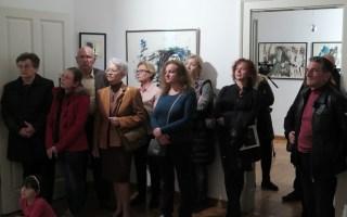 Otvorenje izložbe Ivo Šebalj - Slikarstvo traži vrijeme u Muzeju grada Pakraca