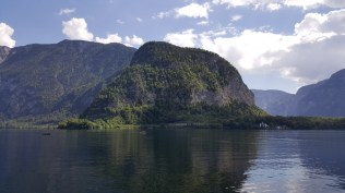 Vožnja brodom po Halštatskom jezeru