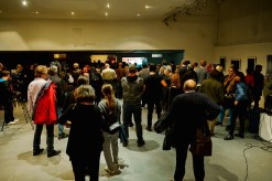 "Otvorenje izložbe ""PerceiveArt - Leave a Trail"", foto: Niko Goga"