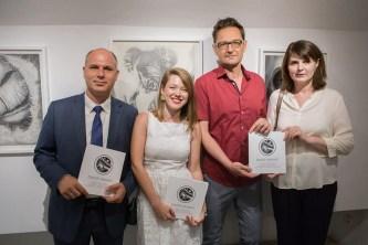 """Otvorenje izložbe """"O gruboći – Držićeva groteska"""", Dom Marina Držića"""