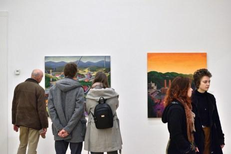 Foto / Photo: Dejan Habicht / Moderna galerija, Ljubljana