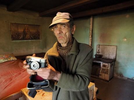 Krunoslav Večenaj - Stari majstor, digitalna fotografija, 2015.