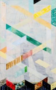 Mansbox; ulje, jajčana tempera, akrilik/platno, 2015.