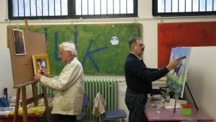 Nedeljko Tintor i Miroslav Krnić