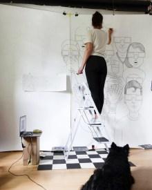 Ivana Mrčela - proces rada