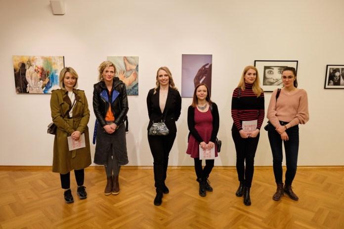 Ivana Bajcer, Lena Kramarić, Sonja Švec Španjol, Mateja Rusak, Marina Ćorić, Mirela Blažević, foto: Marko Polonio