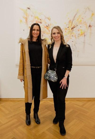Biljana Jotić i Sonja Švec Španjol, foto: Marko Polonio