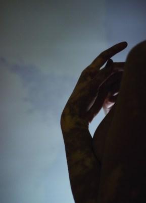 Mateja Rusak - Expose Yourself, fotografija printana na platno, 70x50 cm, 2018.