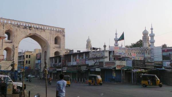 downtown hyderabad