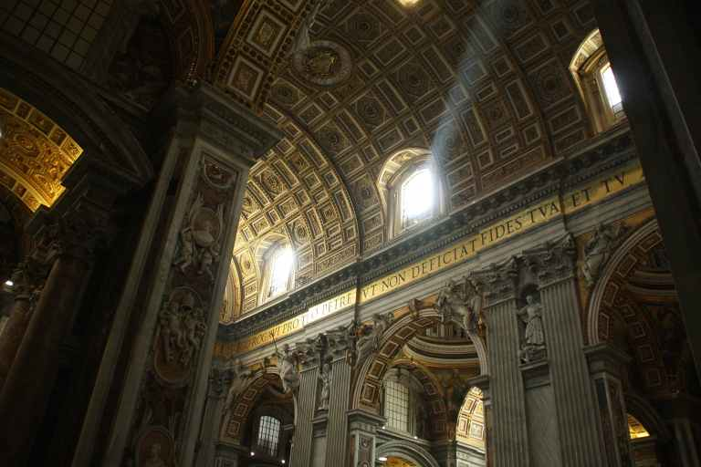 cathedral interior architecture