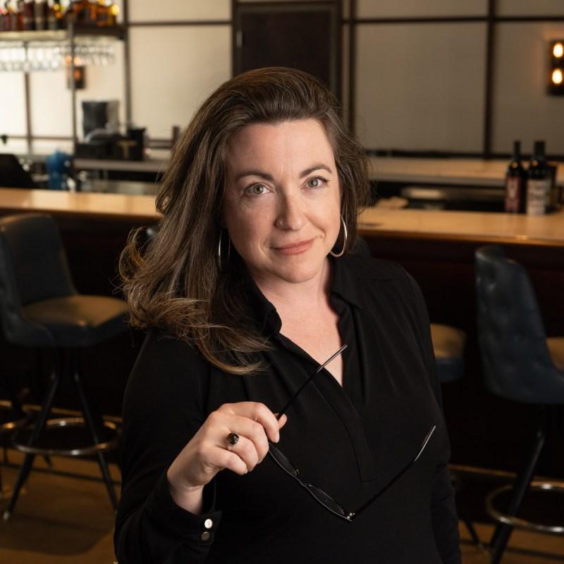 Stephanie Davidson, Chief Administrative and Marketing Officer, Bar Louie