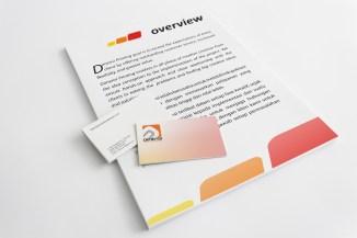 Jasa Percetakan Murah di Jakarta - letterhead-business-cards