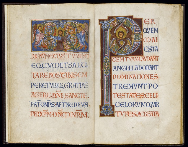 """Colour: The Art and Science of Illuminated Manuscripts"" on display at Fitzwilliam's in Cambridge"