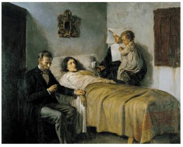 Picasso Ciencia y Caridad
