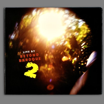 Live at Beyond Baroque 2 CDs