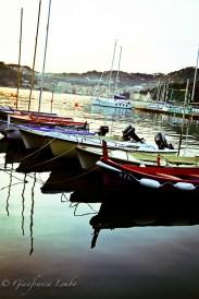il riposo delle barche