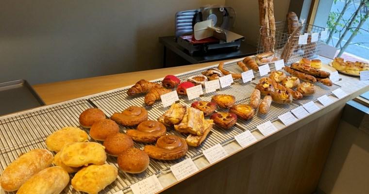 奈良の美味しいパン屋巡り!奈良女子大前のpanc BAKERYへ