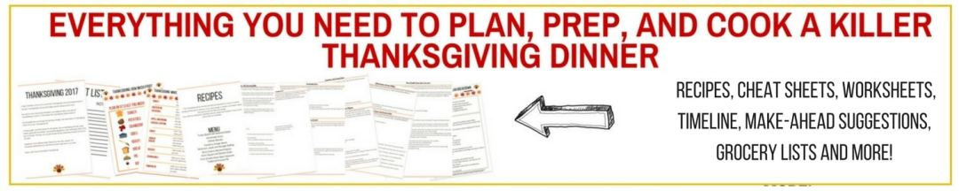 How To Survive Cooking Your First Thanksgiving In 6 Important Steps