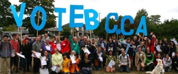 Vote BC team