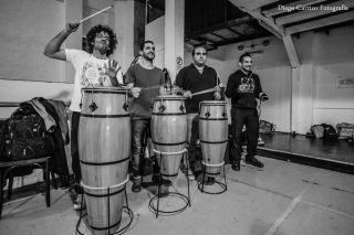2015 Seminario Danza Orixas Rosangela Silvestre y Vera Passos - ph Diego Carrizo