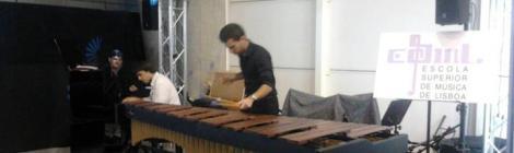 Concerto Duo Soundworks: Futurália