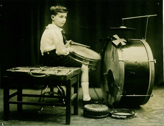 Profile of Percussion Legend Jerry Friedman