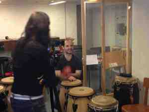 PercussionTutor-workshop Switzerland 1