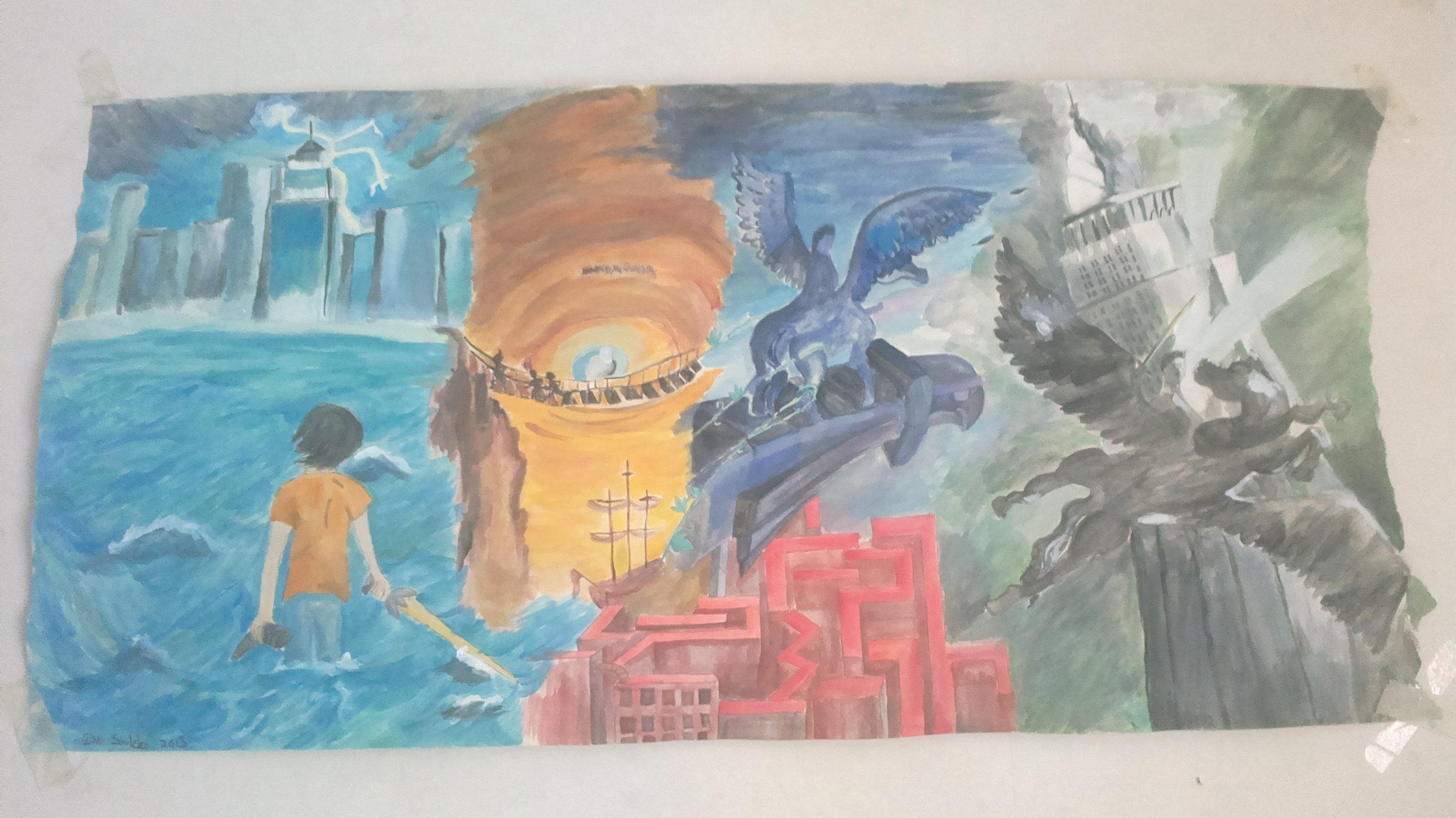 Percy Jackson Tyson Tumblr Wallpapers