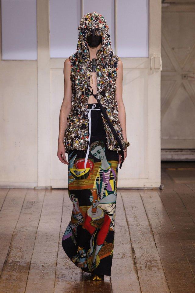 Haute Couture Printemps Ete 2014 Maison Martin Margiela