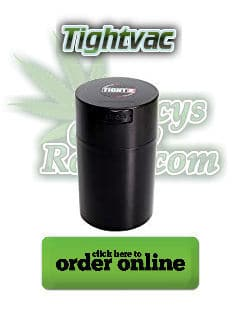 tightvac for curing cannabis, curing buds for best taste,