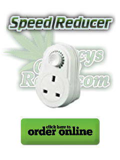 Grow Cannabis Without Getting Caught, extractor fan speed reducer