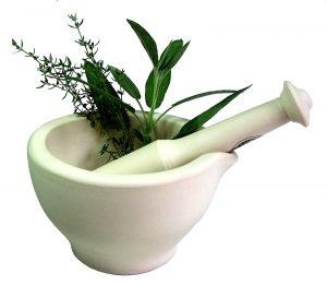 hierbas buenas para adelgazar