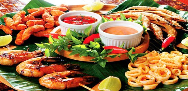 Alimentos ricos em ferro frutos-do-mar