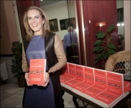 Presentación de PERDIDOS en Ateneo con Cristina Martín Jiménez